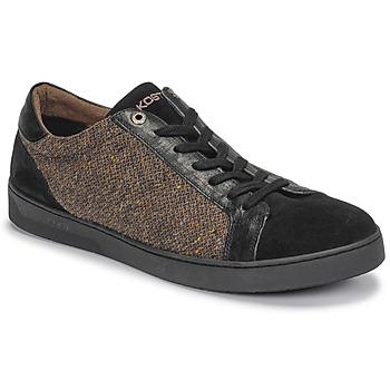 Cipők Férfi Rövid szárú edzőcipők Kost CYCLISTE 55 Fekete  / Barna