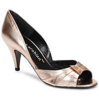 Cipők Női Félcipők Karine Arabian MONTEREY Rózsaszín / Fémes