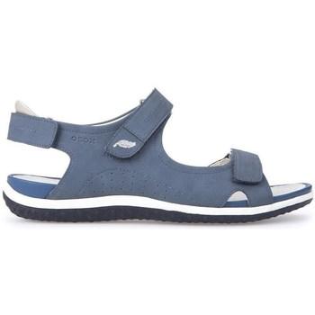 Cipők Női Szandálok / Saruk Geox D Sand Vega A Kék