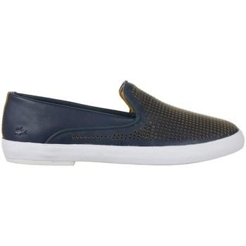 Cipők Női Belebújós cipők Lacoste Cherre 216 1 Caw Granatowe
