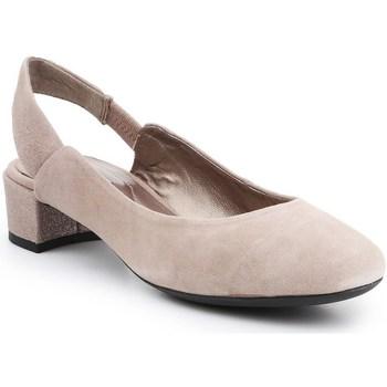 Cipők Női Félcipők Geox D Carey Beżowe