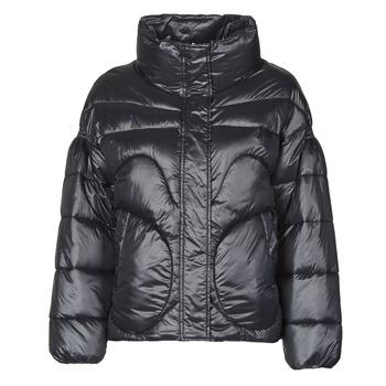 Ruhák Női Steppelt kabátok Moony Mood NAZA Fekete