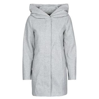 Ruhák Női Kabátok Vero Moda VMDAFNEDORA Szürke