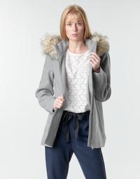 Ruhák Női Kabátok Vero Moda VMCOLLARYORK Szürke