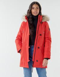 Ruhák Női Parka kabátok Vero Moda VMEXPEDITION Piros