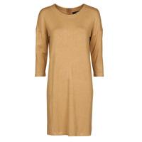 Ruhák Női Rövid ruhák Vero Moda VMGLORY Teve