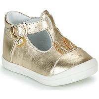 Cipők Lány Balerina cipők  GBB ANINA Arany