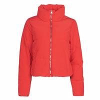 Ruhák Női Steppelt kabátok Only ONLDOLLY Piros