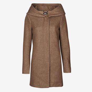 Ruhák Női Kabátok Only ONLSEDONA LIGHT Bordó