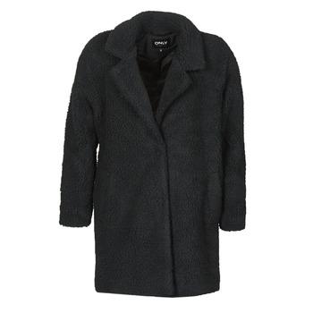 Ruhák Női Kabátok Only ONLAURELIA Fekete