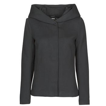 Ruhák Női Kabátok Only ONLNEWSEDONA Fekete