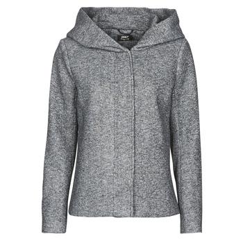 Ruhák Női Kabátok Only ONLNEWSEDONA Szürke