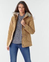 Ruhák Női Parka kabátok Only ONLNEW LUCCA Teve