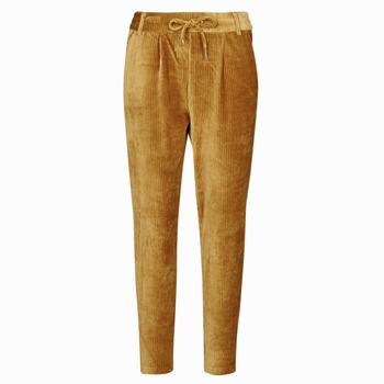 Ruhák Női Chino nadrágok / Carrot nadrágok Only ONLPOPTRASH Teve