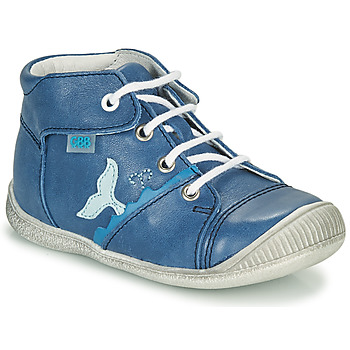 Cipők Fiú Magas szárú edzőcipők GBB ABRICO Kék