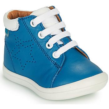 Cipők Fiú Magas szárú edzőcipők GBB BAMBOU Kék