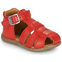 Cipők Fiú Szandálok / Saruk GBB FARIGOU Piros