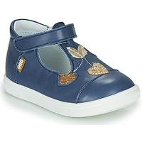 Cipők Lány Balerina cipők  GBB EMILA Kék