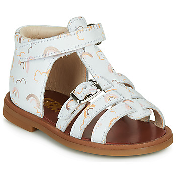 Cipők Lány Szandálok / Saruk GBB PHILIPPINE Fehér