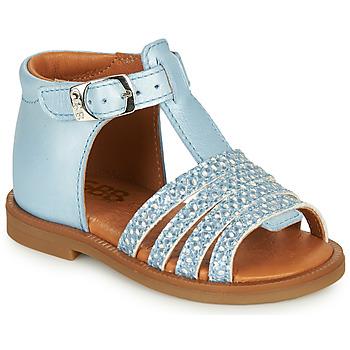 Cipők Lány Szandálok / Saruk GBB ATECA Kék