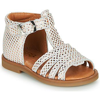 Cipők Lány Szandálok / Saruk GBB ATECA Rózsaszín