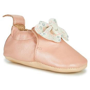 Cipők Lány Mamuszok Easy Peasy BLUMOO NOEUD Rózsaszín