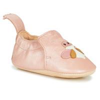 Cipők Gyerek Mamuszok Easy Peasy BLUMOO ABEILLE Rózsaszín