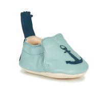 Cipők Gyerek Mamuszok Easy Peasy BLUMOO ANCRE Kék