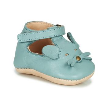 Cipők Gyerek Mamuszok Easy Peasy LOULOU MOUSE Kék