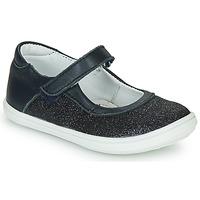 Cipők Lány Balerina cipők  GBB PLACIDA Tengerész