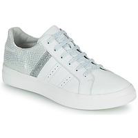 Cipők Lány Rövid szárú edzőcipők GBB DANINA Fehér