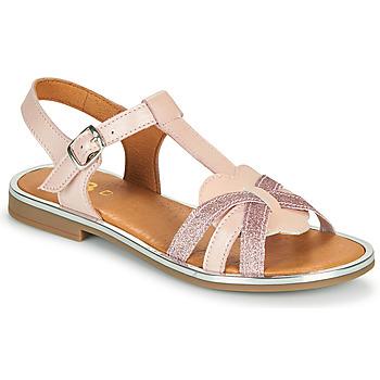 Cipők Lány Szandálok / Saruk GBB EGEA Rózsaszín