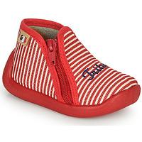Cipők Lány Mamuszok GBB APOLA Piros