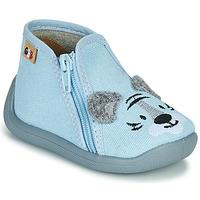 Cipők Lány Mamuszok GBB APOMO Kék