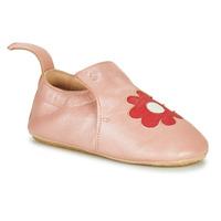 Cipők Gyerek Mamuszok Easy Peasy BLUBLU FLEURS Rózsaszín