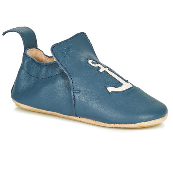 Cipők Gyerek Mamuszok Easy Peasy BLUBLU ANCRE Kék