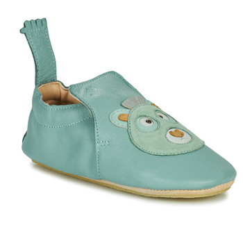 Cipők Gyerek Mamuszok Easy Peasy BLUBLU OURS Kék