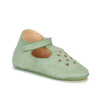 Cipők Gyerek Mamuszok Easy Peasy LILLOP Zöld