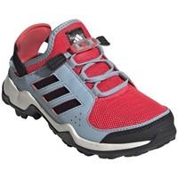 Cipők Gyerek Túracipők adidas Originals Terrex Hydroterra Czerwone,Niebieskie