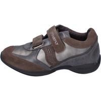 Cipők Lány Rövid szárú edzőcipők Stonefly BK32 Szürke
