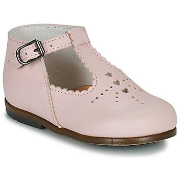 Cipők Lány Balerina cipők  Little Mary FLORIANE Rózsaszín
