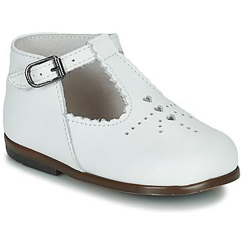 Cipők Lány Balerina cipők  Little Mary FLORIANE Fehér