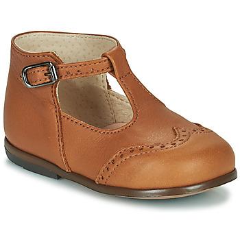 Cipők Lány Balerina cipők  Little Mary FRANCOIS Barna