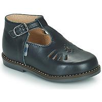 Cipők Lány Magas szárú edzőcipők Little Mary SURPRISE Kék