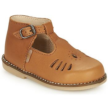 Cipők Gyerek Balerina cipők  Little Mary SURPRISE Barna