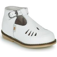 Cipők Lány Magas szárú edzőcipők Little Mary SURPRISE Fehér