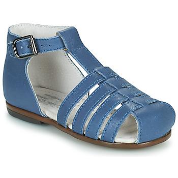 Cipők Gyerek Szandálok / Saruk Little Mary JULES Kék
