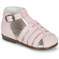 Cipők Lány Szandálok / Saruk Little Mary JULES Rózsaszín