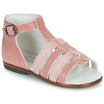 Cipők Lány Szandálok / Saruk Little Mary HOSMOSE Rózsaszín