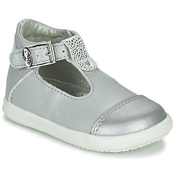 Cipők Lány Balerina cipők  Little Mary VALSEUSE Ezüst